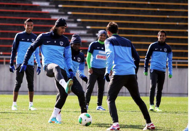 Monterrey buscará su pase a semifinales para enfrentar al Chelsea. (Foto: Agencia Reforma)