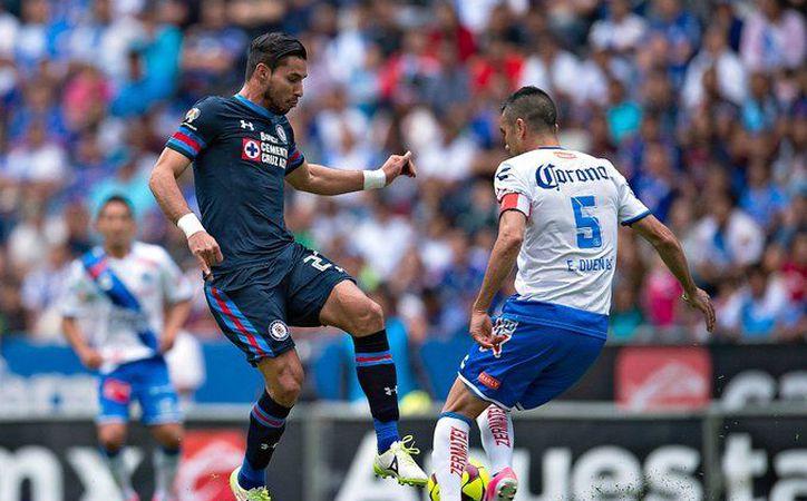 Cruz Azul hizo cambio de estadio. (Foto: Contexto/Internet)