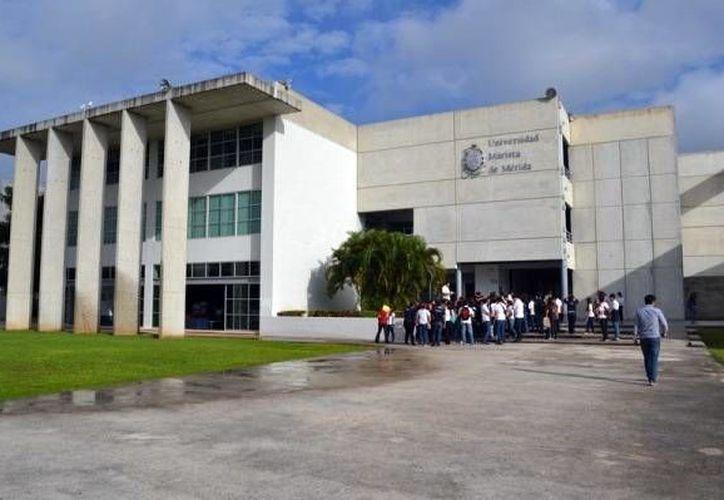 La Universidad Marista se ha consolidado como una de las principales opciones de educación superior en el sureste del país. (Milenio Novedades)