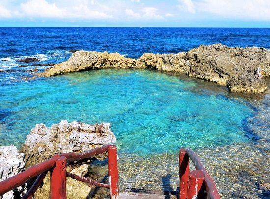 Conoce la alberca natural de isla mujeres novedades for Visitar la alberca y alrededores