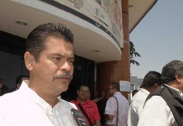 Juan José Ortega Madrigal acusó al gobierno de romper el acuerdo al que llegaron. (cntemichoacan.org/Archivo)