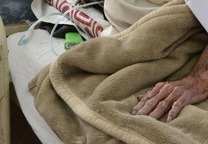 Un anciano y su esposa fueron hallados baleados en un cuarto de hospital en Texas. Foto de contexto, sin relación con el hecho. (debate.com.mx)