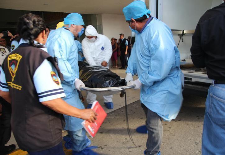 El 23 de junio de 2017 se presentó el crimen, el cual sacudió a Mérida debido a la brutalidad del hecho contra la joven esposa. (SIPSE)