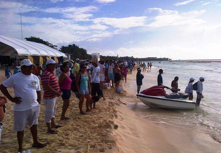 Este año los torneos de pesca en el municipio de Solidaridad serán sustentables. (Octavio Martínez/SIPSE)