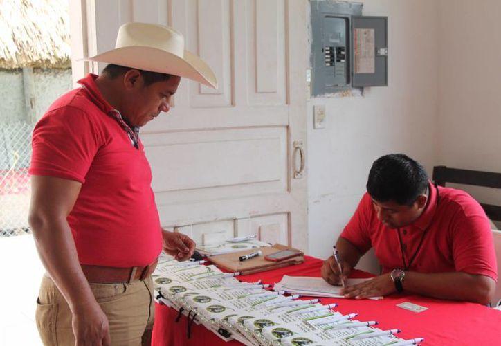 Productores de Bacalar podrán acceder a créditos de hasta 250 mil pesos para emprender algún proyecto del campo. (Javier Ortiz/SIPSE)