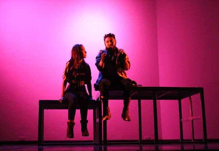 La obra será presentada la próxima semana en el Teatro de la Ciudad. (Octavio Martínez/SIPSE)