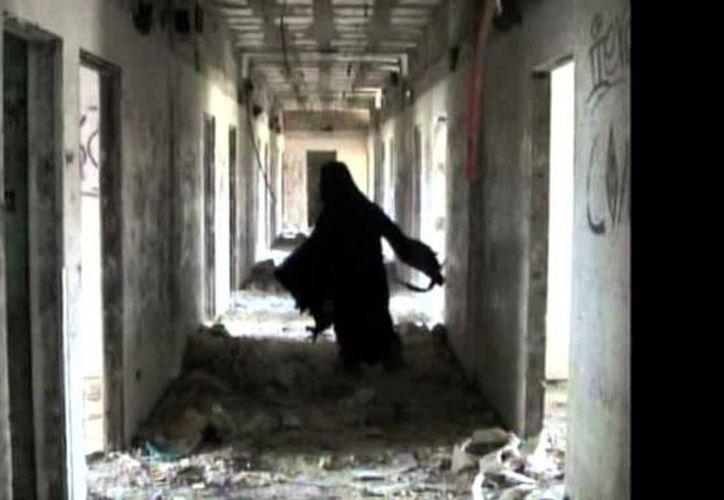 Enfermeras fallecidas en décadas pasadas han sido vistas en hospitales con sus antiguos uniformes. (Agencias)