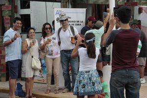 Detona festival de cerveza economía de Puerto Morelos