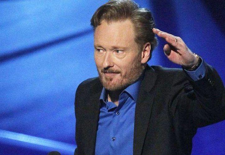 El comediante Conan O'Brien hará historia pues su programa será el primero en más de medio siglo que se graba en Cuba y se ve en Estados Unidos. (foxnews.com)