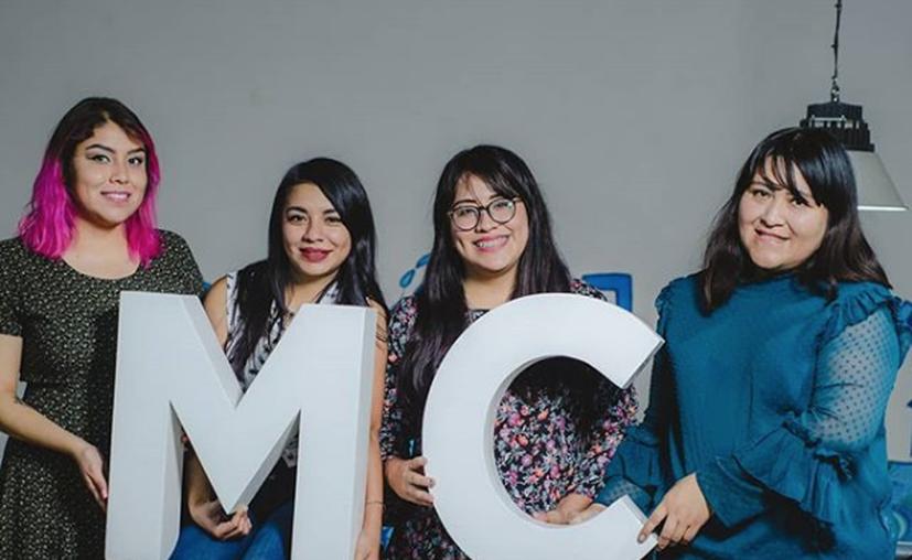 La empresa Lady Meche presentó la línea de labiales creado por la Unam y trabajadoras sexuales de La Merced. (instagram)
