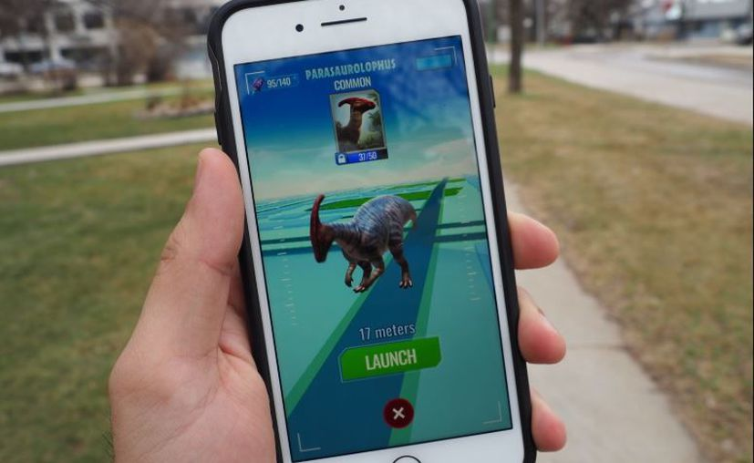 """""""Jurassic World Alive"""" ya se encuentra disponible para iOS y Android. (iMore)"""