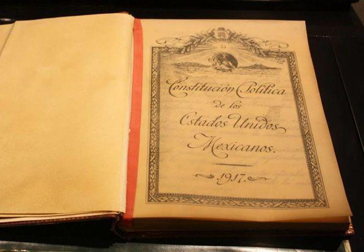 Este año se cumplen 100 años de la promulgación de la Carta Magna de México. (eldemocrata.com)