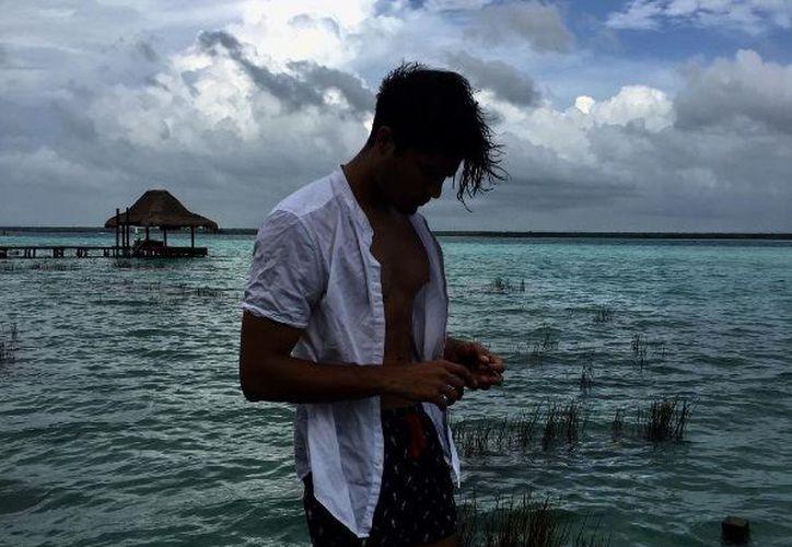 En su cuenta de Instagram compartió imágenes de su estancia. (Instagram)