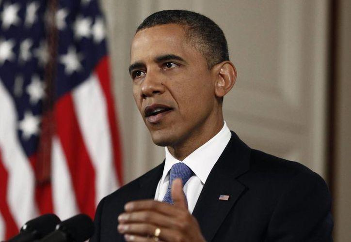 Obama evitó llamar el conflicto como un 'golpe de Estado'. (Agencias)