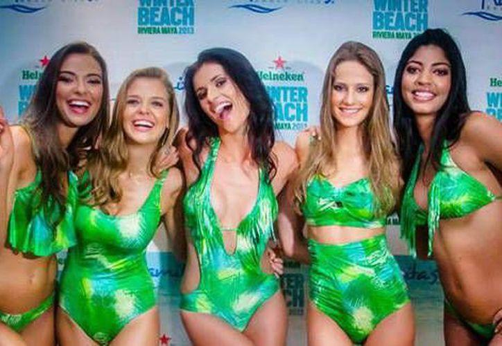El Heineken Winter Beach se llevará a cabo del 3 al 6 de diciembre en playas de la Riviera Maya. (Contexto/Internet)