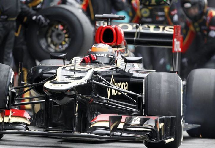 La escudería Lotus busca mejorar el pobre desempeño conseguido en la temporada anterior. (Foto: Archivo/AP)