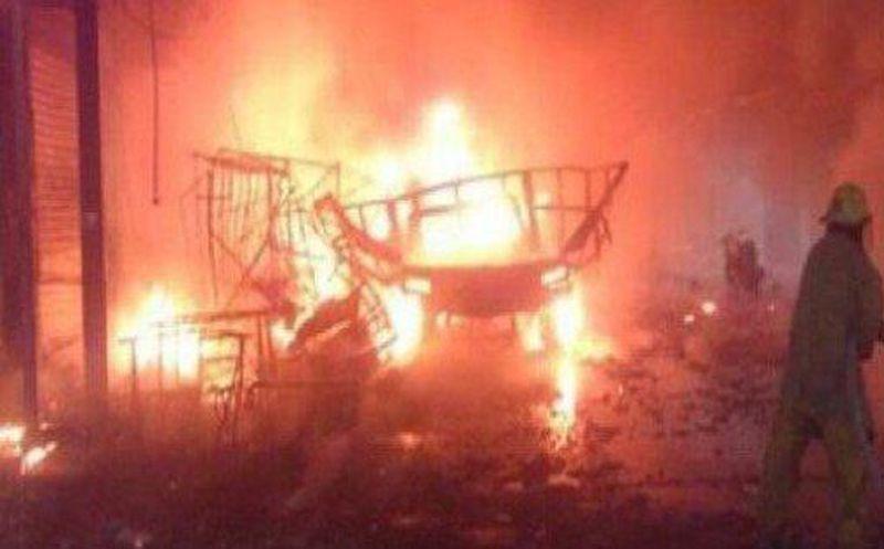 Una explosión en Puebla deja 14 muertos
