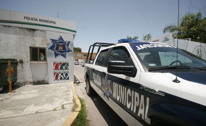 Tanto la PMP como la PEP adoptarán un sentido de coordinación de acciones policiales en beneficio de la ciudadanía. (Harold Alcocer/SIPSE)