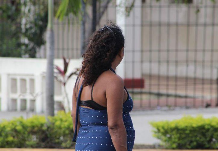 La violencia ejercida contra la mujer se refiere a todo acto, acción o conducta de maltrato basado en su género. (Alejandra Carrión/SIPSE)