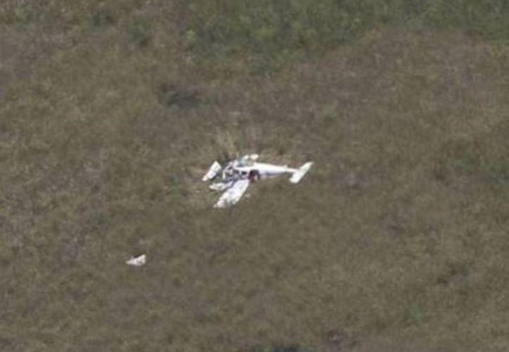 Señalan que las avionetas se precipitaron en la zona de humedal de los Everglades. (vanguardia.com)