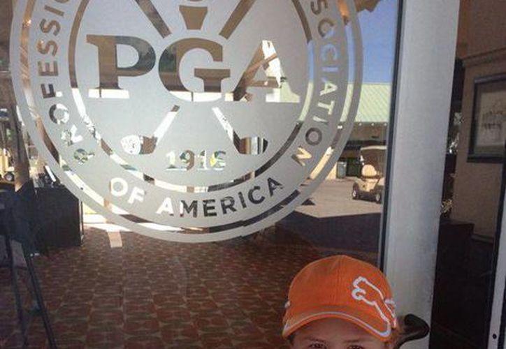 Ambos elementos regresaran a Mérida para concentrarse en la Gira regional de la Zona Sureste de golf.