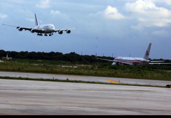 Delta Airlines abrirá las dos rutas áreas desde Baltimore y Pittsburg. (Luis Soto/SIPSE)