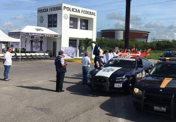 """El jefe de la Policía Federal, Juan Carlos Óliver Rodríguez recalcó que el programa """"Ayúdanos a buscar a tu familia"""" cuenta con el apoyo de los tres niveles de Gobierno. (Imagen ilustrativa/ SIPSE)"""