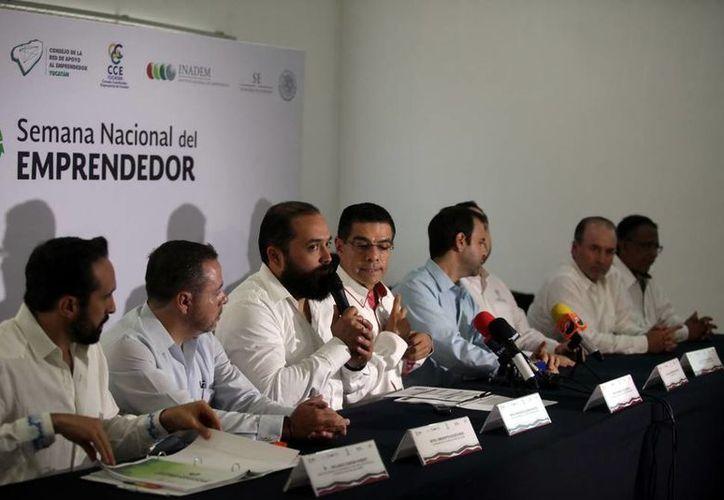 Proyectan crear el Hub de Emprendedores de Yucatán, con inversión de 10 millones de pesos. (Amílcar Rodríguez/SIPSE)