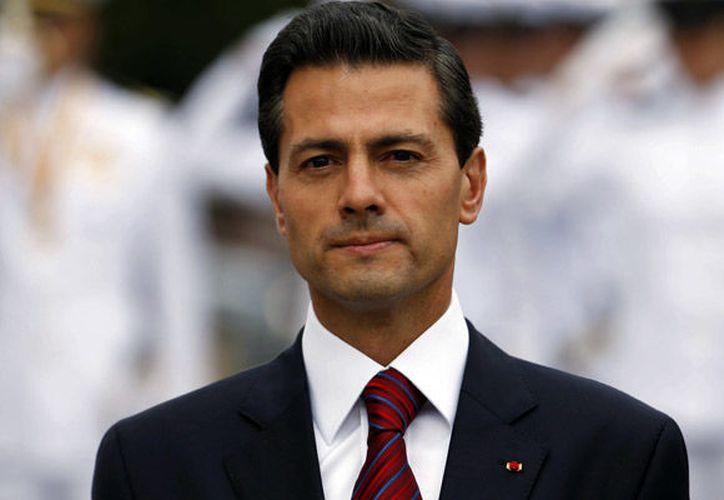 Enrique Peña Nieto partió esta noche hacia la ciudad de Da Nang, en Vietnam. (La Prensa)