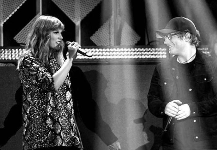 Taylor nunca había interpretado en directo el primer single de Reputation. (Captura/Instagram)