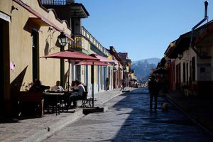 San Cristóbal de las Casas espera ansioso a Francisco
