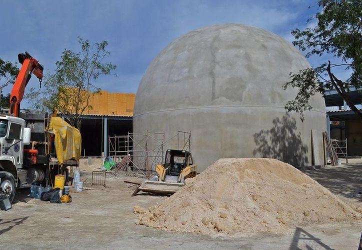 Las propuestas de diseño del que será el Planetario de Cozumel Cha'an Ka'an podrán ser entregadas hasta el día 20 de febrero de 2015. (Redacción/SIPSE)