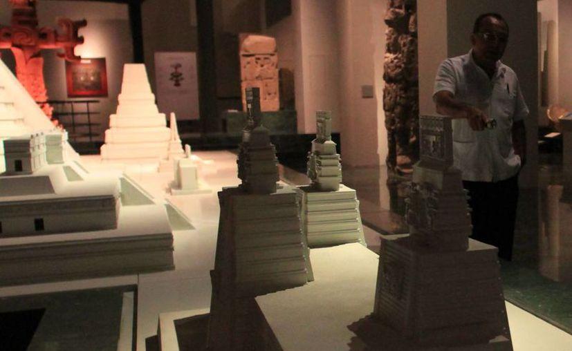 El Museo de la Cultura Maya de Chetumal es único en su tipo en todo México. (Harold Alcocer/SIPSE)