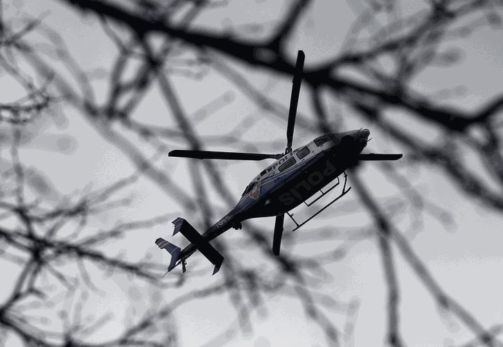 Presuntamente el helicóptero se estrelló en un área montañosa. (Foto: Contexto/AP)