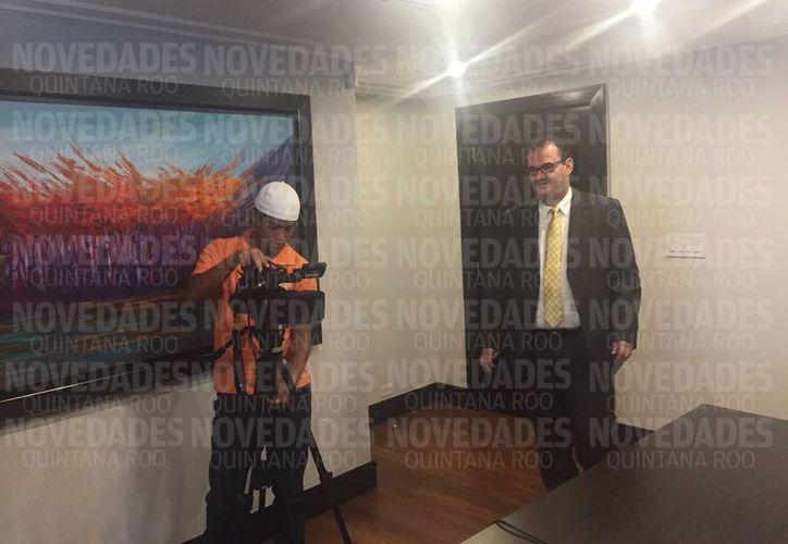 Se llevó a cabo una rueda de prensa de parte de la defensa del ex gobernador de Quintana Roo Roberto Borge en Panamá