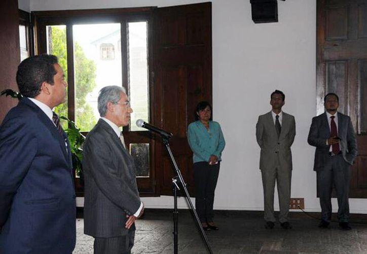Anuncia el Gobernador de Michoacán los nuevos integrantes de su gabinete. (@gobmichoacan)