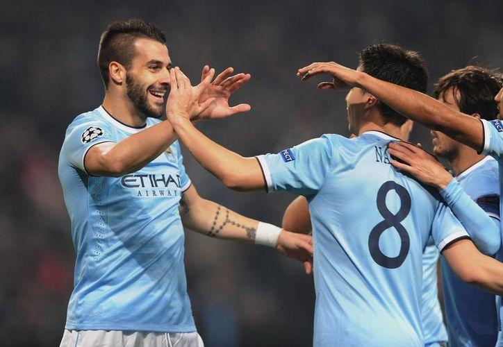 Los goles del Manchester City fueron de Touré, Dzeko, Agüero, Jovetic y Kompany. (EFE/Archivo)