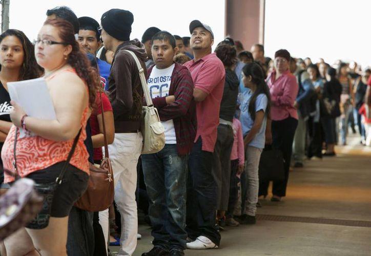 El número de mexicanos indocumentados suma 6.1 millones. (Archivo/AP)