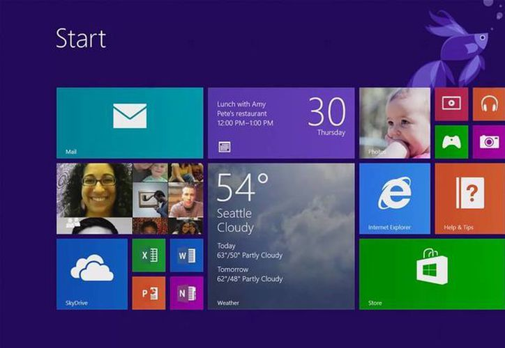 La interfaz de esta nueva versión es personalizable. (Foto: Microsoft)