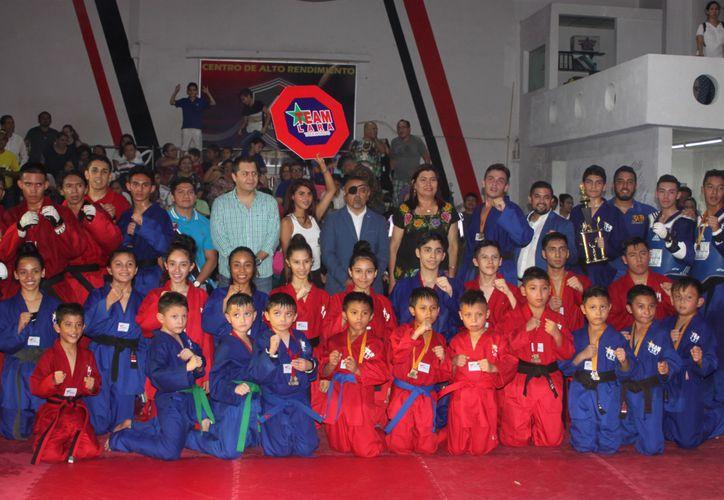 """La primera edición de torneo """"Interacademias"""" fue un éxito. (Foto:Novedades Yucatán)"""