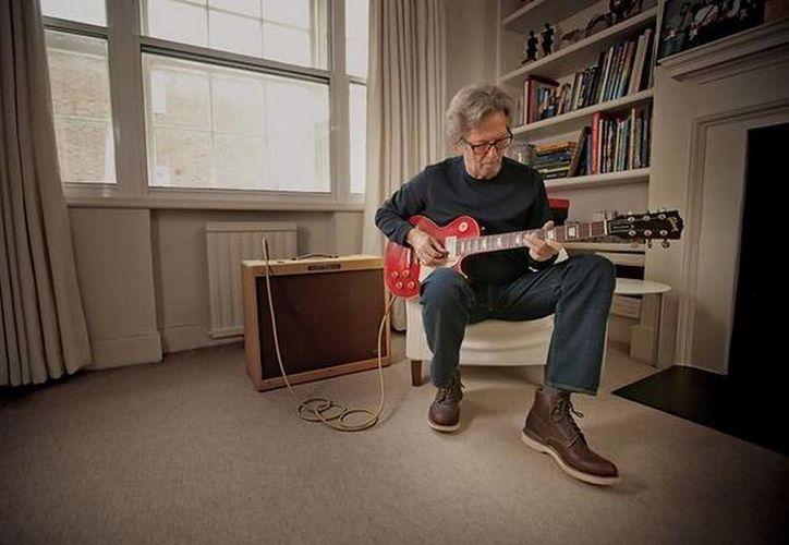 """El de Viena, era el único concierto que Clapton iba a ofrecer en Austria, en el marco de su gira """"Old Sock"""". (Facebook oficial)"""