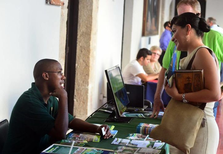 Cada vez incrementa el interés de yucatecos por estudiar en el extranjero, así como de los alumnos de EU de llegar a este Estado a realizar su estadía. (Milenio Novedades)