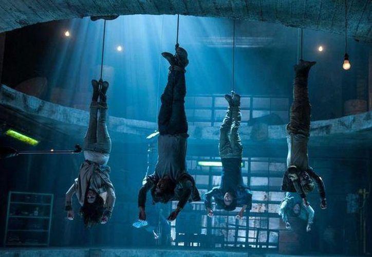 En imagen, una escena de 'The Maze Runner: The Scorch Trials', cinta que se situó este fin de semana como la más vista entre el público estadounidense y que tuvo un costo de 61 millones de dólares. (AP)