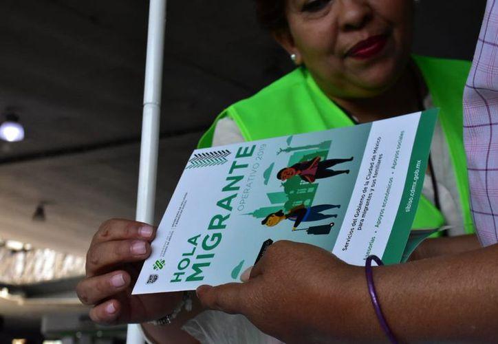 La Secretaría de Inclusión y Bienestar Social del gobierno capitalino informó que del 12 de abril al 5 de mayo se seleccionarán a 55 personas (Foto: Twitter/@CDMX_SIBISO)