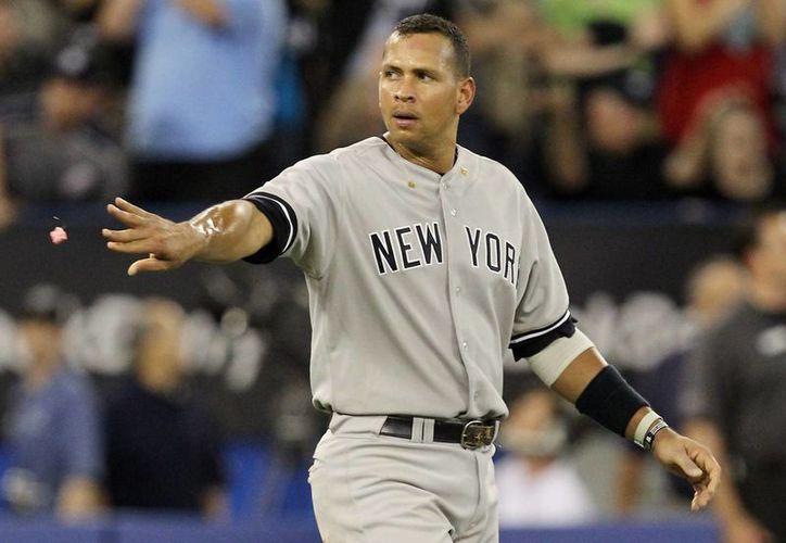 Alex Rodríguez recurrió a la justicia federal en un intento por revertir la suspensión por dopaje que le impedirá jugar durante la próxima temporada. (Agencias)