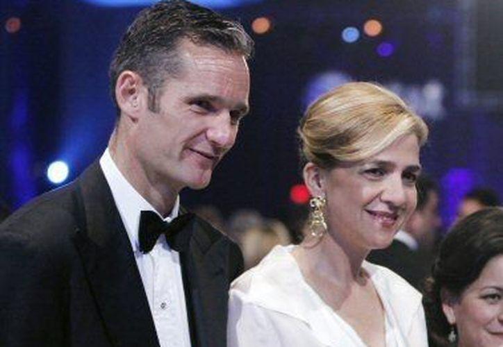 Urdangarín contrajo matrimonio con la hija del rey Juan Carlos en 1997. (Agencias)