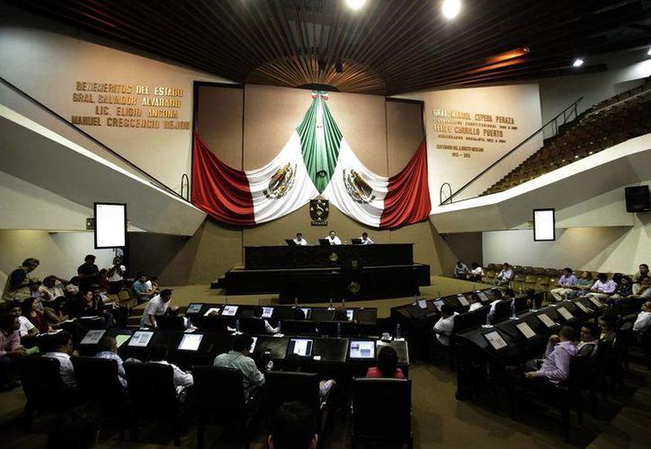 El pleno del Congreso del Estado aprobó por unanimidad las reformas al Código Civil del Estado de Yucatán. (Milenio Novedades)