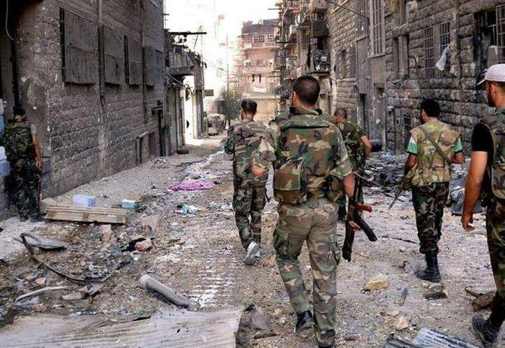 Las fuerzas atacaban a un combatiente vinculado con Al Qaeda. (Medio Oriente)