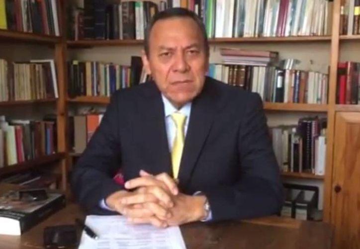 Jesús Zambrano dijo que el PRD hace suya la propuesta de Miguel Ángel Mancera de aumentar el salario mínimo en el país. (Captura de pantalla/YouTube)