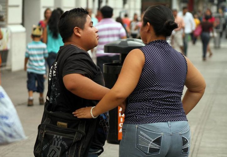 En Yucatan mucha gente tiene obesidad genética, lo que aumenta la incidencia de enfermedades vasculares cerebrales. (César González/SIPSE)